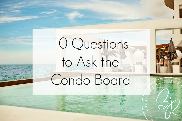 10 Questions for Condo Boards